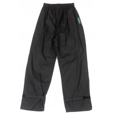 Aussie Motorcycle Overpants 2XL Black Durapel (waterproof cotton)