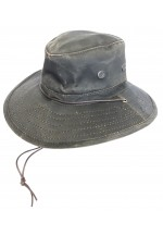 Greenwich Hiking Waxed Cotton Hat