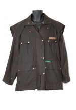 Wildlife Man Short-length Coat
