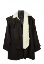 Claybourn Full-length Riding Coat